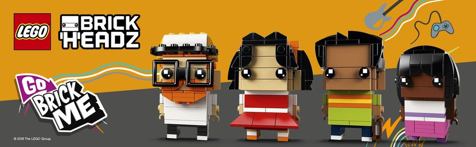 LEGO® BrickHeadz - Toys4you.cz
