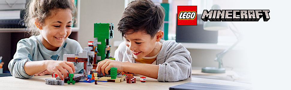LEGO® Minecraft - Toys4you.cz