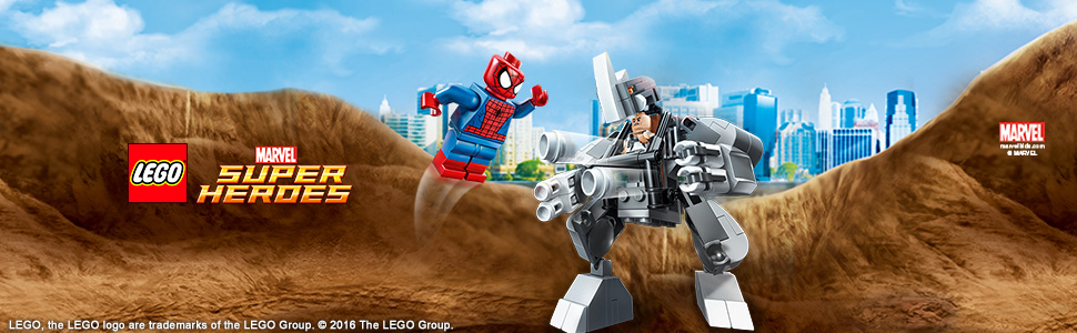 LEGO®  Marvel - Toys4you.cz
