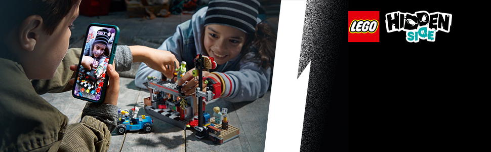LEGO®  Hidden Side - Toys4you.cz